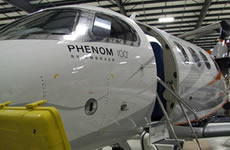 Embraer Phenom airframe repair